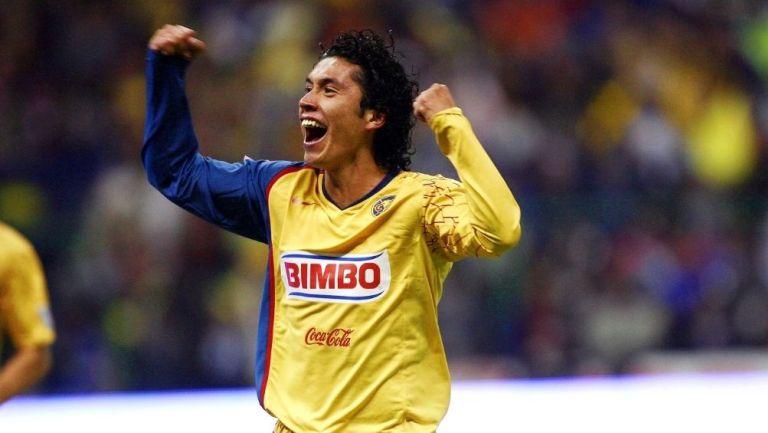 Torito Silva durante el Clásico ante Chivas