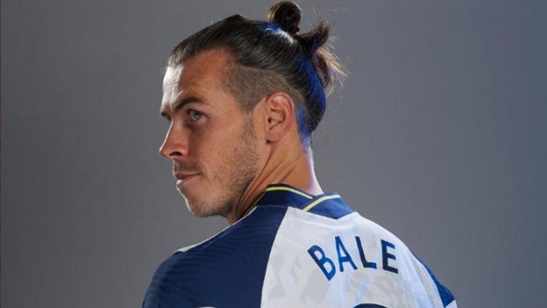 Bale llega a Inglaterra antes de incorporarse al Tottenham