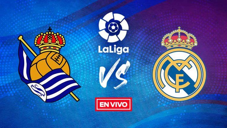 EN VIVO Y EN DIRECTO: Real Sociedad vs Real Madrid 2020 J2