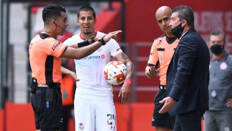 Chepo De la Torre sobre Toluca: 'Nos sentimos avergonzados con la afición'