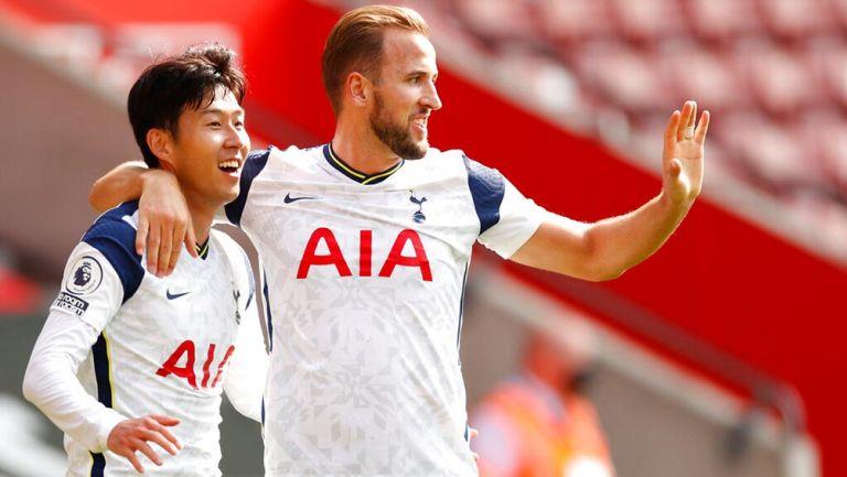 Tottenham: Heung-min Son anotó 'poker' en victoria ante Southampton