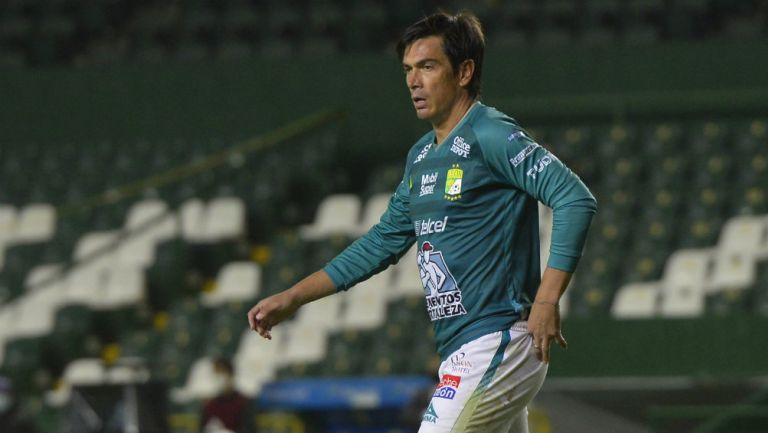 Nacho González en homenaje