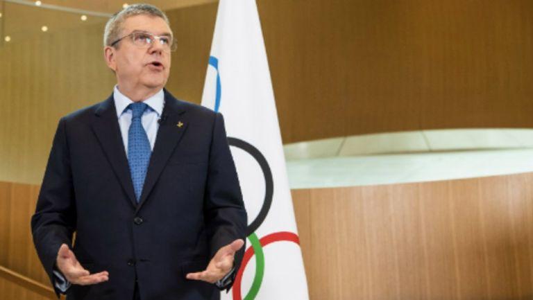 Presidente COI: 'Puede haber juegos olímpicos sin vacuna'