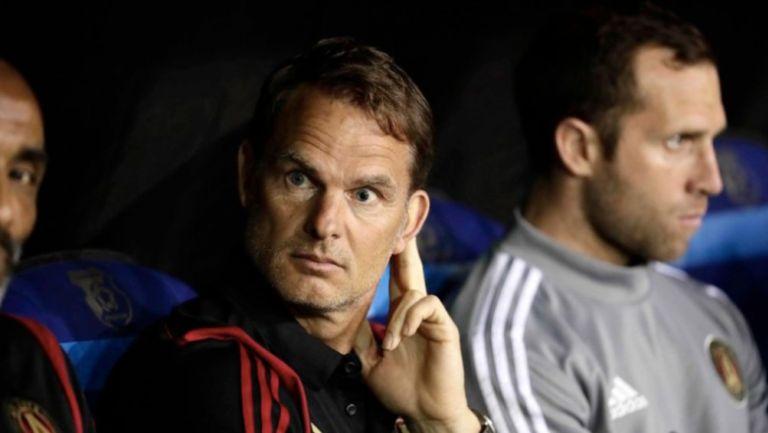 Holanda: Frank de Boer, nuevo entrenador de los Países Bajos y debutará vs México