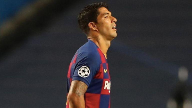 Barcelona: Luis Suárez se despidió entre lágrimas de sus compañeros