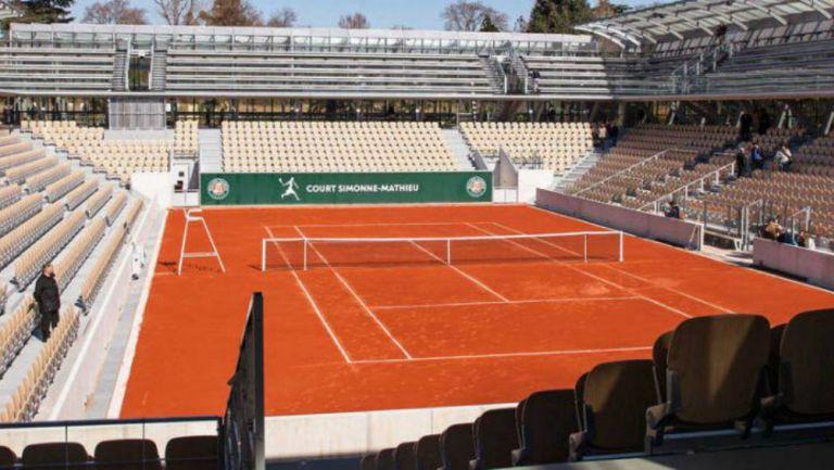 Roland Garros sin público