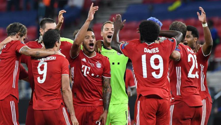 Julen Lopetegui: 'Bayern Munich es un equipo de época'