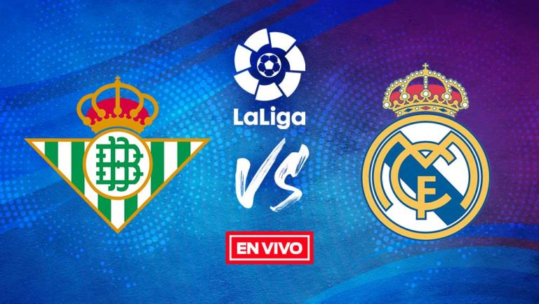 EN VIVO Y EN DIRECTO: Betis vs Real Madrid 2020 Jornada 3