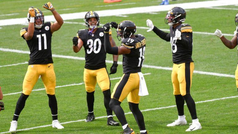 Steelers venció 28-21 a los Texans en la Semana 3