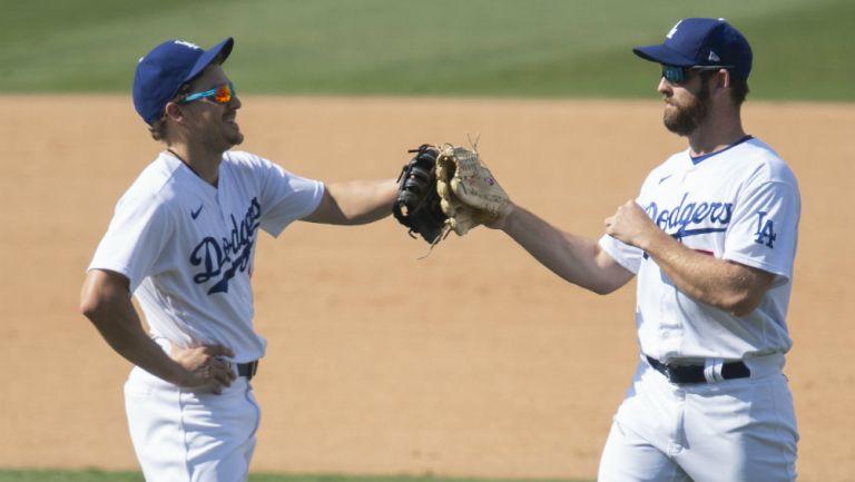 Dodgers en festejo