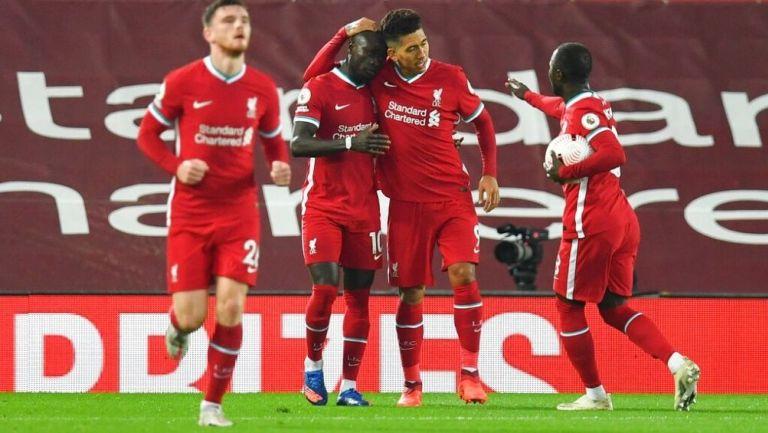 Liverpool superó a Arsenal