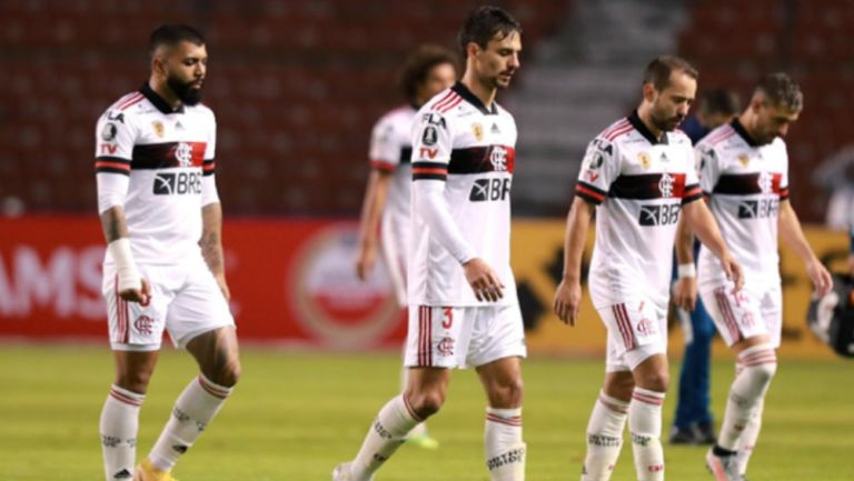 Flamengo en lamento
