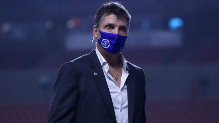 Robert Dante Siboldi, estratega de Cruz Azul