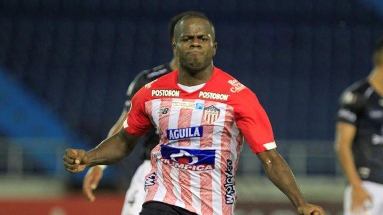 Carmelo Vargas del Junior de Barranquilla