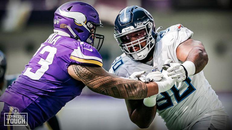 NFL: Titans y Vikings suspenden actividades tras positivos por Covid-19 en Tennessee