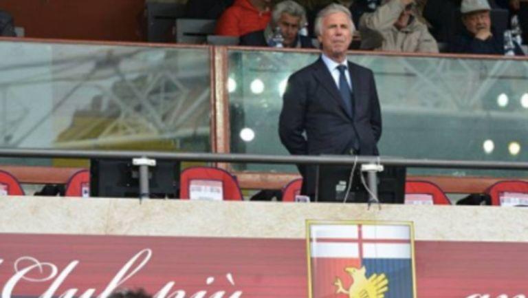Serie A: Presidente de Génova pidió suspender su juego por 14 contagios de Covid-19