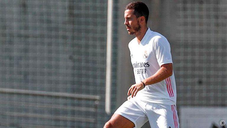 Real Madrid: Eden Hazard se volvió a lesionar y no jugará contra Valladolid