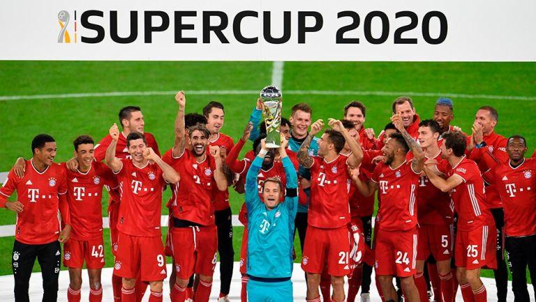 Bayern Munich: Ganó Supercopa de Alemania y conquistó su quinto título del año