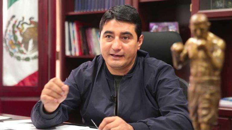 'Terrible' Morales en una entrevista