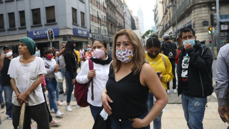 México alcanzó 748 mil 315 infectados de coronavirus; muertes ascienden 78 mil 78