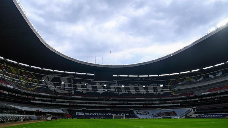 Manuel Negrete sobre aficionados en el Azteca y CU: 'Debió ser hasta Liguilla'
