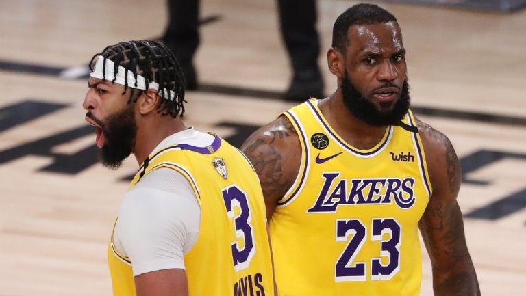 Lakers: Anthony Davis el complemento ideal en el éxito de LeBron James con los angelinos