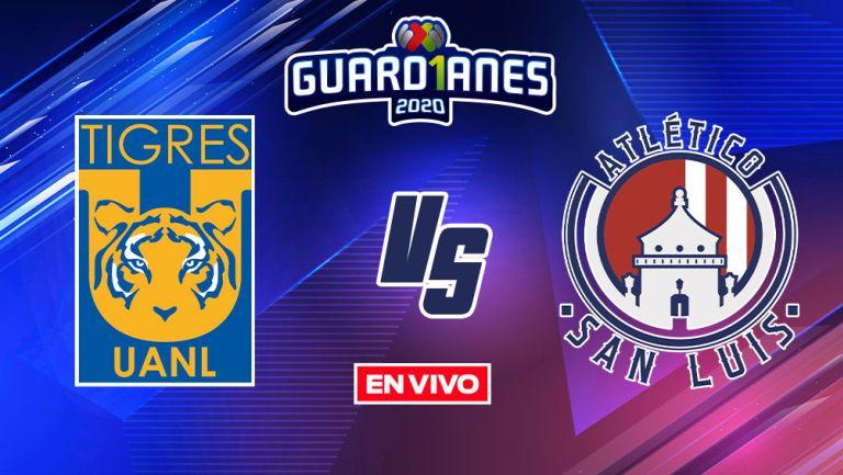 EN VIVO Y EN DIRECTO: Tigres vs San Luis Apertura 2020 J13