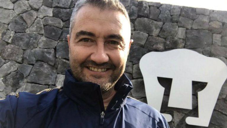 Pumas: 'Errores de Alfredo Saldívar provocaron mi salida', aseguró Marcello Capirossi
