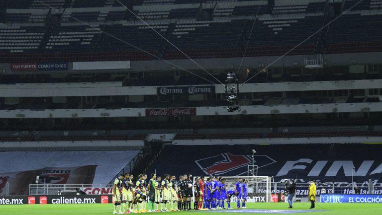 Liga MX: Claudia Sheinbaum no avala el regreso de los aficionados a los estadios en CDMX
