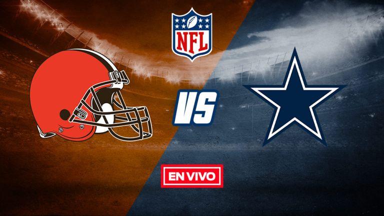 EN VIVO Y EN DIRECTO: Cleveland vs Dallas Cowboys 2020 S4