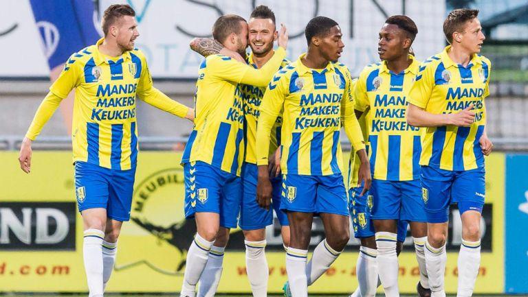 RKC Waalwijk previo a un partido