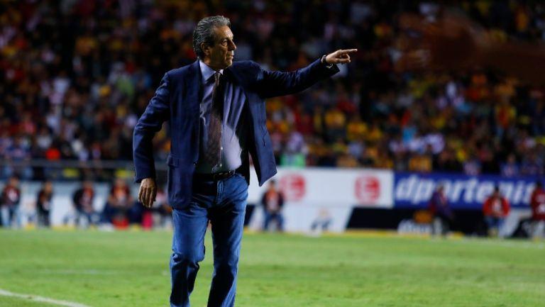 Tomás Boy en su paso por Chivas
