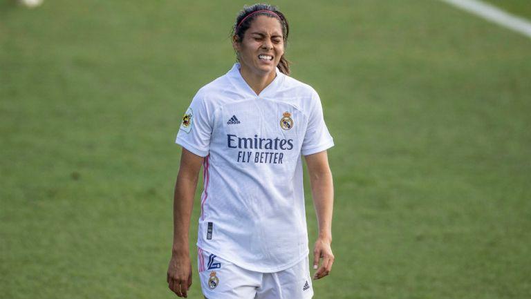 Kenti Robles: Real Madrid cayó por goleada ante en el primer Clásico femenil