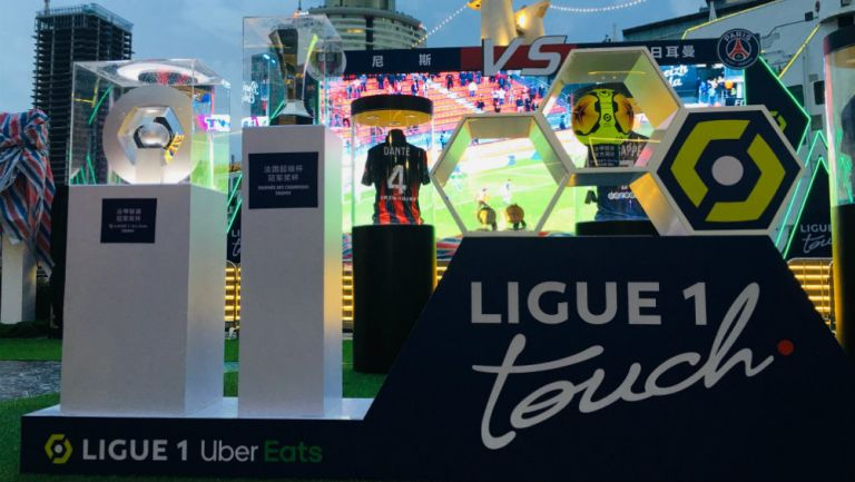 Gira de  Ligue 1 Touch en China
