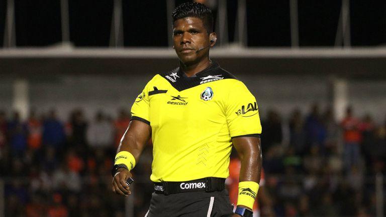 Adalaid Maganda previo a un partido