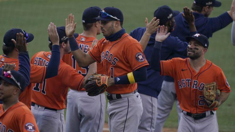 MLB: Astros consiguió primera victoria de la Serie Divisional ante Athletics