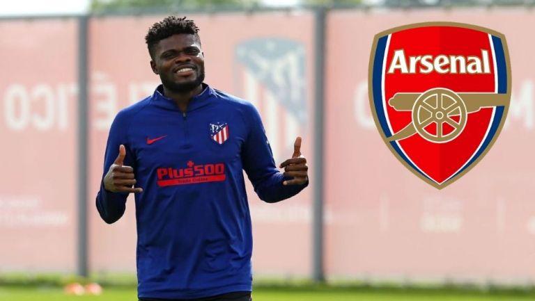 Thomas Partey se marcha al Arsenal