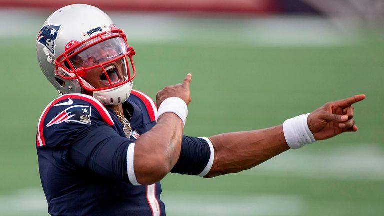 Patriots: Cam Newton se perdería partido vs Broncos de la Semana 5