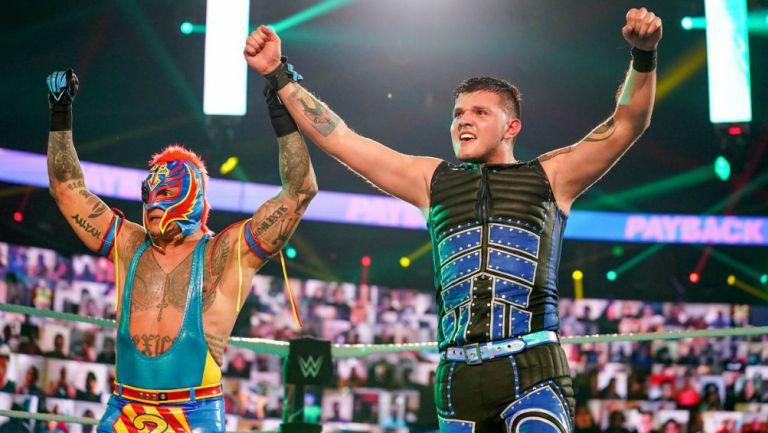 VIDEO: Hijo de Rey Mysterio lanzó apuesta para el Holanda vs México a luchador holandés