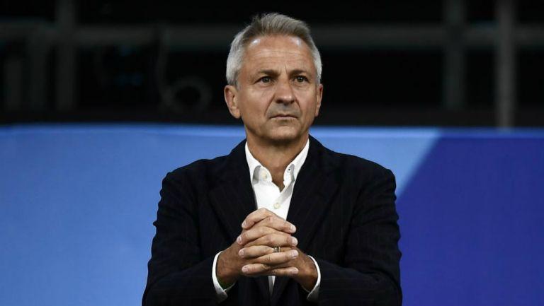 Paolo Dal Pino en partido