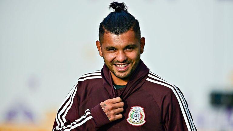 Selección Mexicana: Tecatito Corona, listo para jugar vs Holanda, aseguró Martino