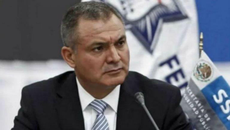 Genaro García, en conferencia de prensa