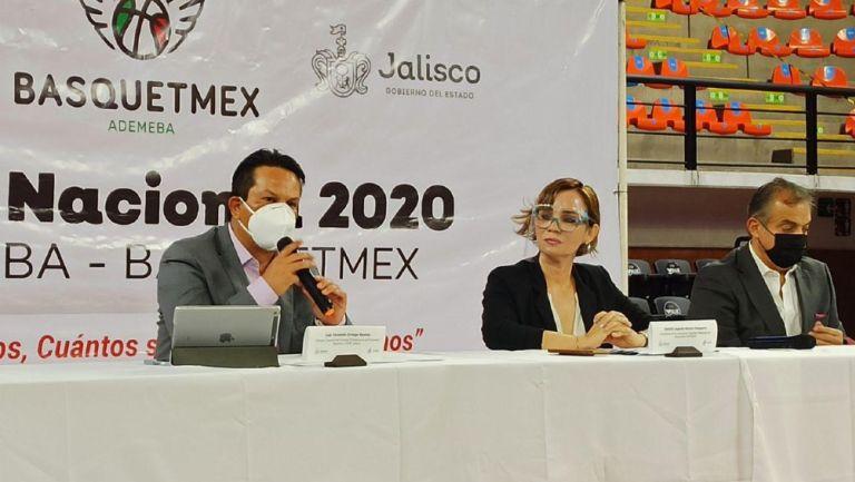 Ademeba realizará el Censo Nacional Basquetmex 2020