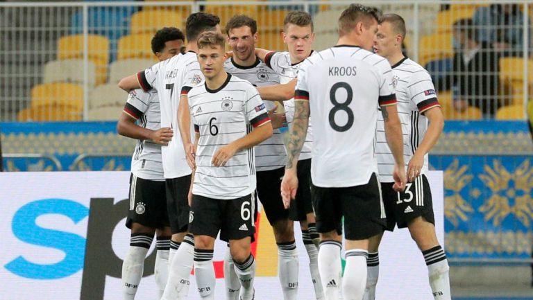 Alemania: Consiguió su primer triunfo en la presente edición de la UEFA Nations League