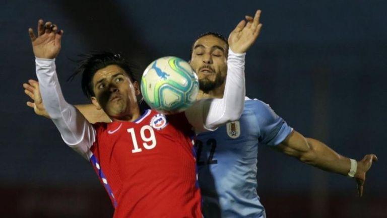 Uruguay vs Chile en las Eliminatoria de Conmebol
