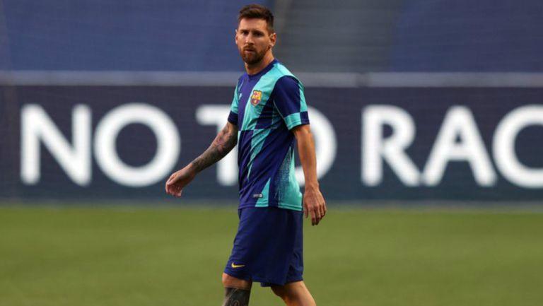 Lionel Messi: Manchester City buscará contratar al argentino en 2021