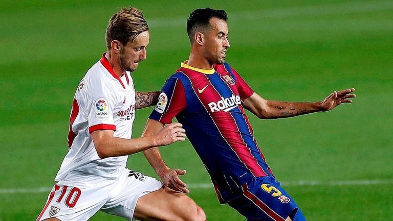 Sergio Busquets: 'No es el mejor momento dentro del Barcelona'