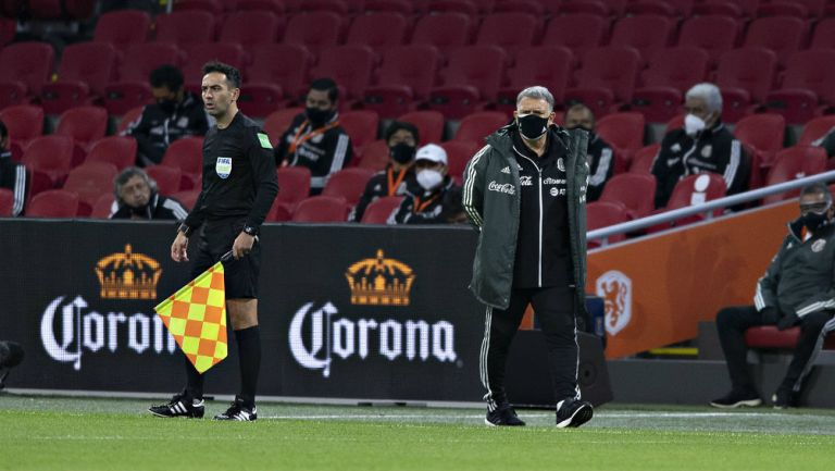 Tata Martino: 'Esta es una de las mejores giras que hemos tenido en el Tricolor'