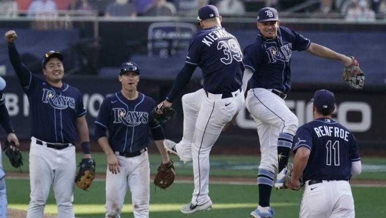 MLB: Rays vence a Astros y toma ventaja de dos juego en la Serie de Campeonato de la Americana