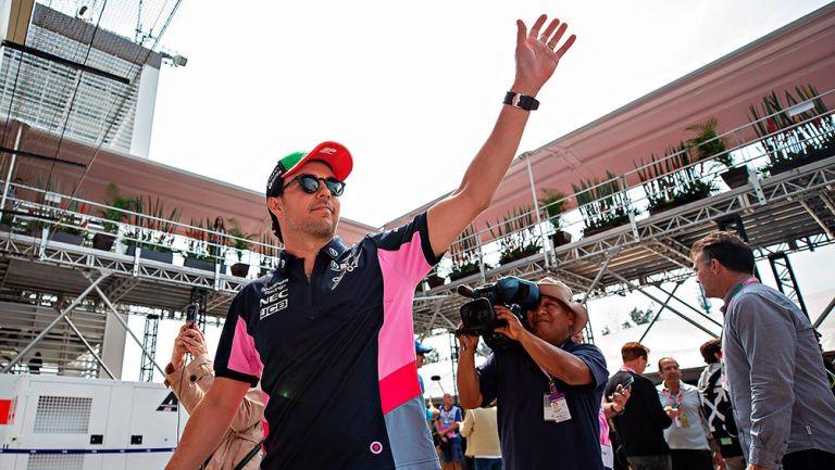Checo Pérez: Red Bull confirmó interés en el piloto mexicano
